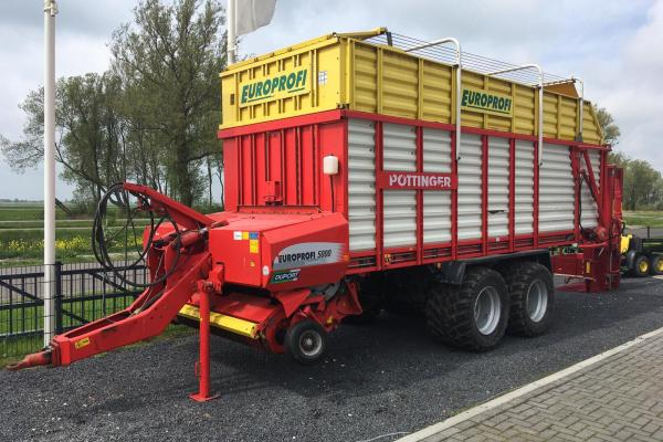 Pottinger Europrofi 5000