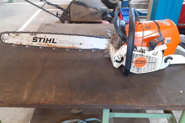 Stihl MS661 C-M Kettingzaag