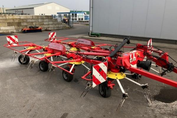 Pottinger  Eurohit 105A schudder
